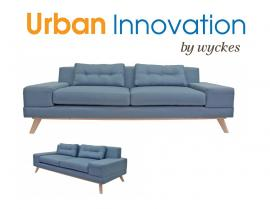 Delta Custom Sofa by Urban Innovation
