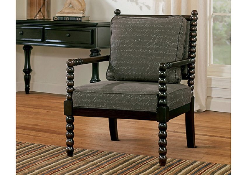 Milari Collection 13000 Ashley Showood Accent Chair