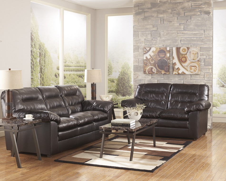Knox Collection 13200 Sofa Loveseat Set