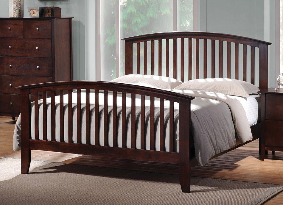Tia Collection 202081q Coaster Queen Bed Frame