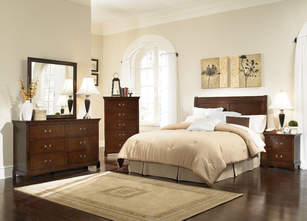 Collection 202391 Espresso Bedroom Set
