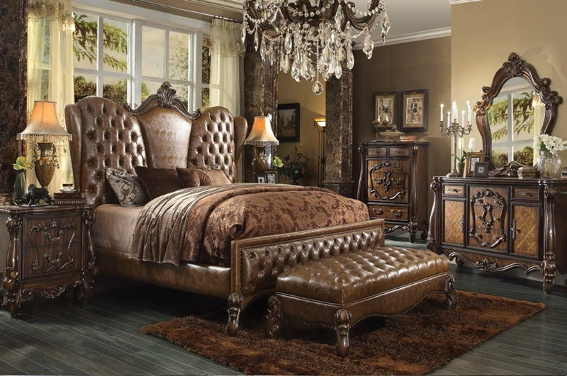 Versailles Collection 21094 Acme California King Bed Frame