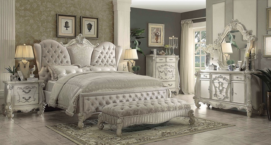 Versailles Collection 21124CK Acme California King Bed Frame