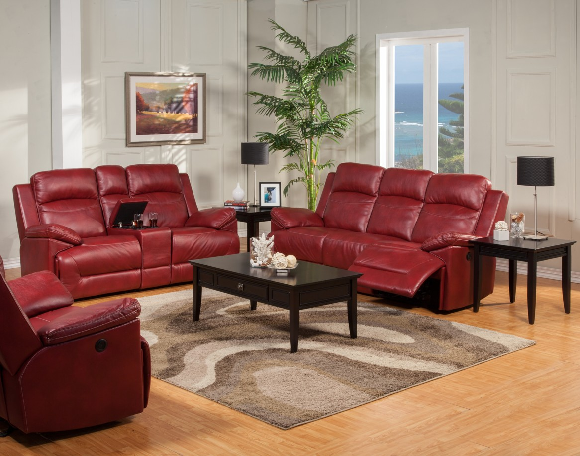 New Classic Cortez 22 244 32 23 Prd Premier Red Reclining