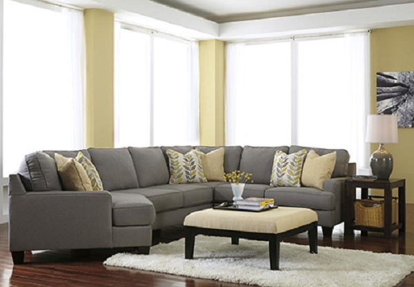 Ashley Furniture Chamberly Alloy Collection 24302 Cuddler