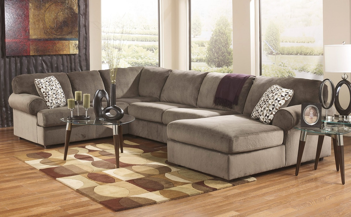 Jessa Place Collection 39802 Sectional Sofa : jessa sectional - Sectionals, Sofas & Couches