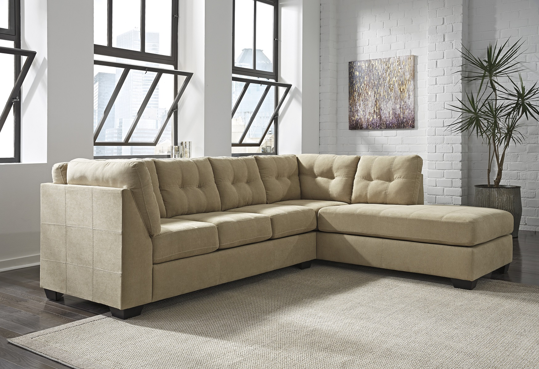 Maier 45203-17 by Ashley Sectional Sofa : ashley sectional couches - Sectionals, Sofas & Couches