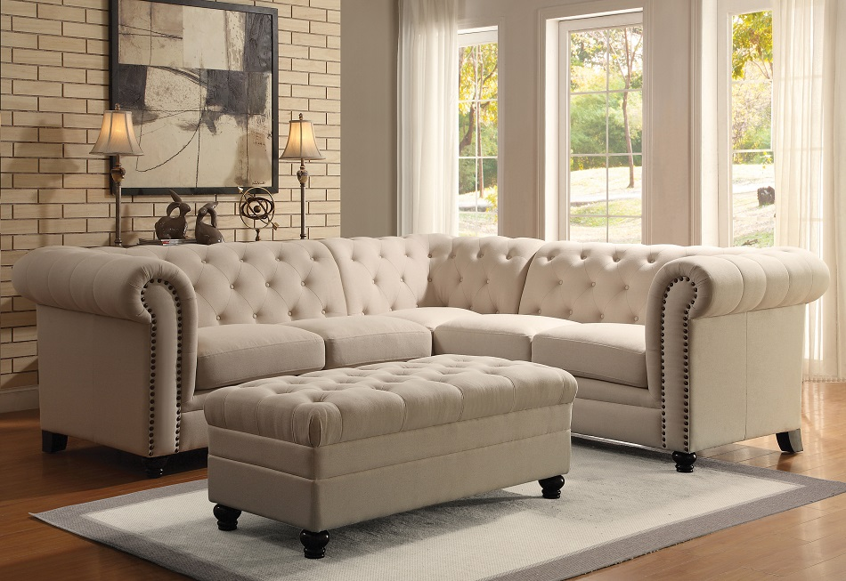 Tight Back Sectional Couches Full Size Of Sectionals