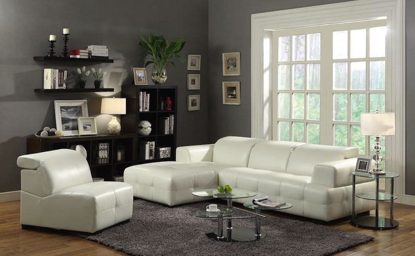 Darby Collection 503617 Sectional Sofa