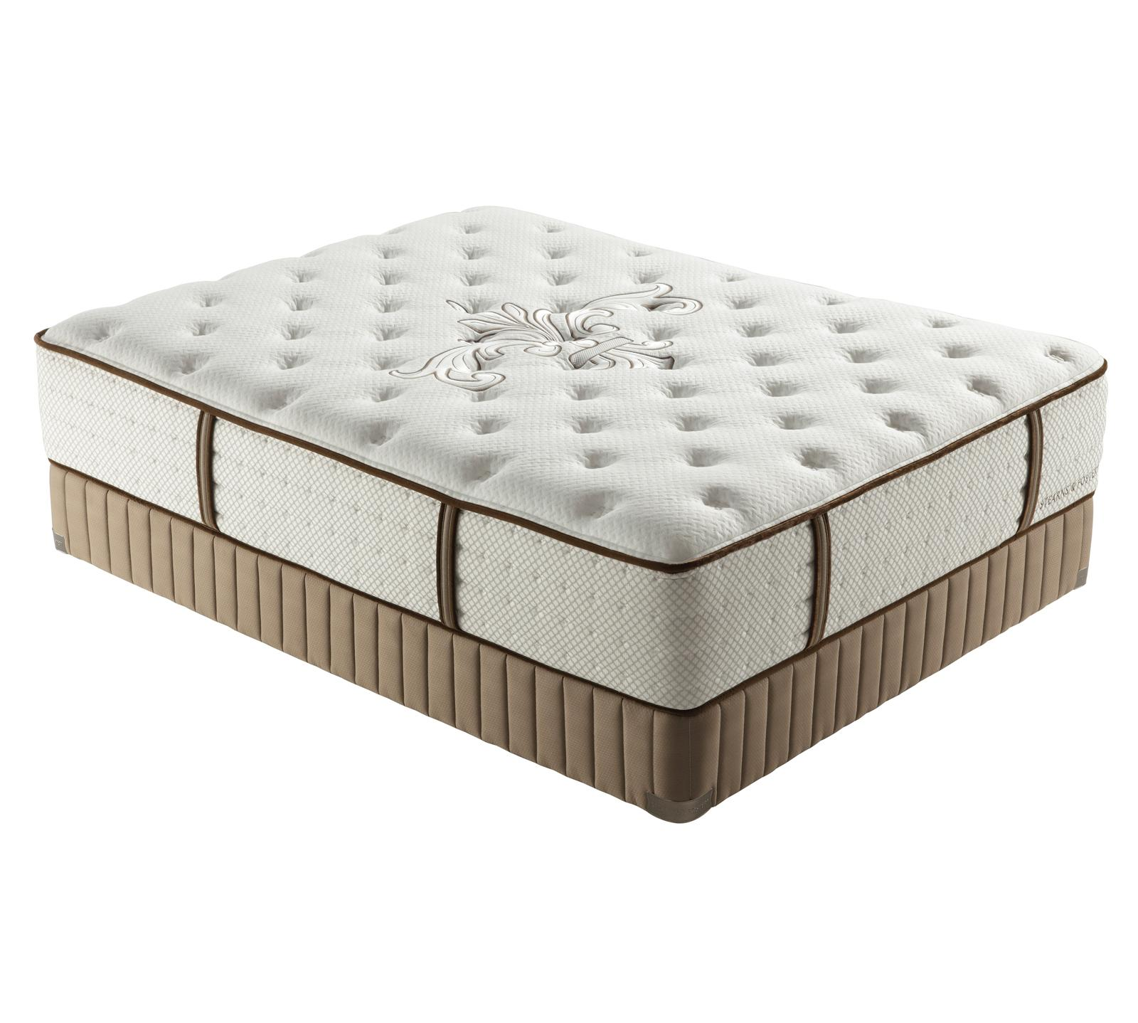 Stearns Foster Cortazar Mattress Set Stearns And Foster S F