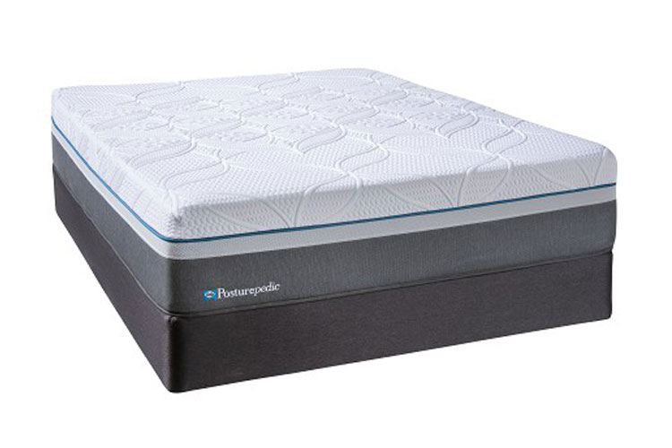 Sealy Posturepedic Hybrid 512270 Cobalt Firm Eastern King Mattress Coresupport