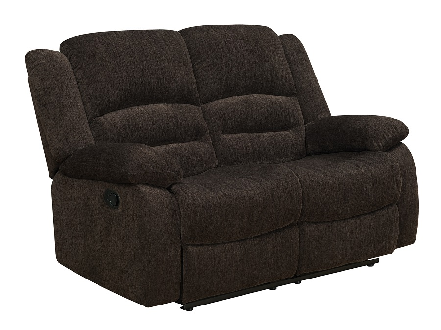 Gordon Collection 601462 Coaster Reclining Loveseat