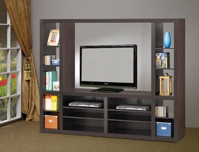 Coaster Dylan 700620 Wall Unit Tv Entertainment Center