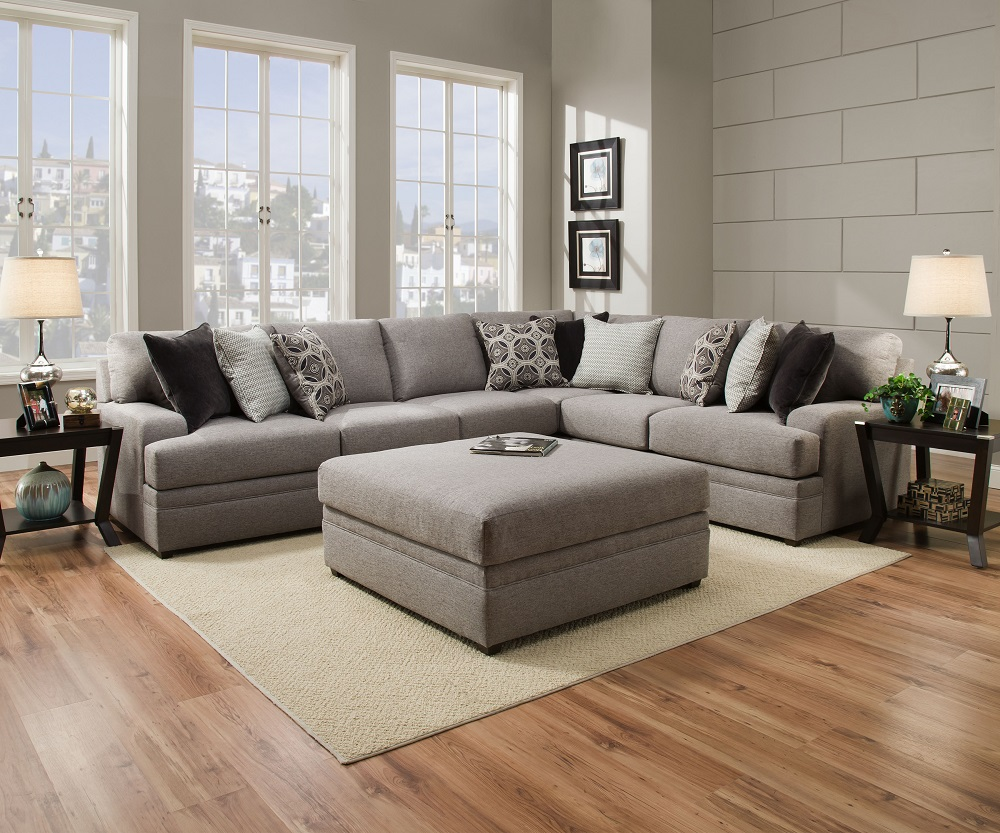 le chateau simmons beautyrest sectional sofa