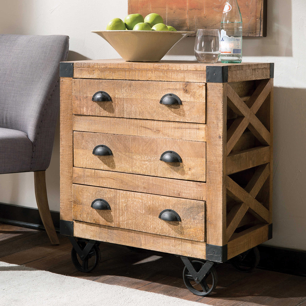 drawer end rectangular table furniture framed stories reviews darrel chest wayfair pdx modern accent