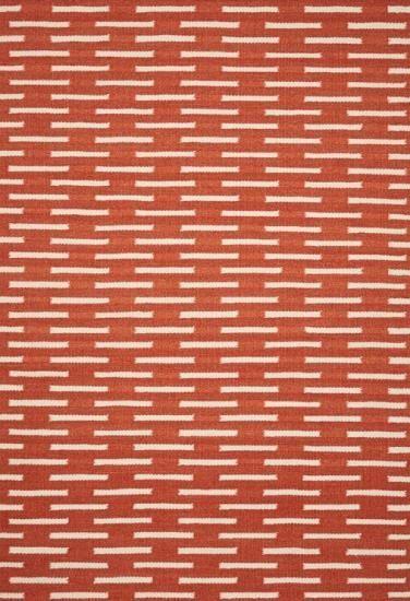 Scott Living 970213l Large 7 X 10 Orange Patterned Area Rug