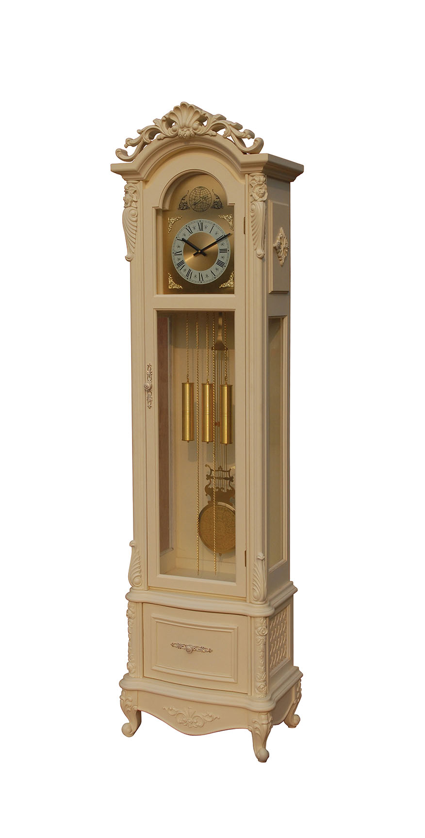 Kuladeva 97080 Grandfather Clock Images Products Jpg