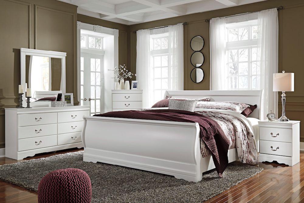 Ashley Anarasia Collection B129 Bedroom Set