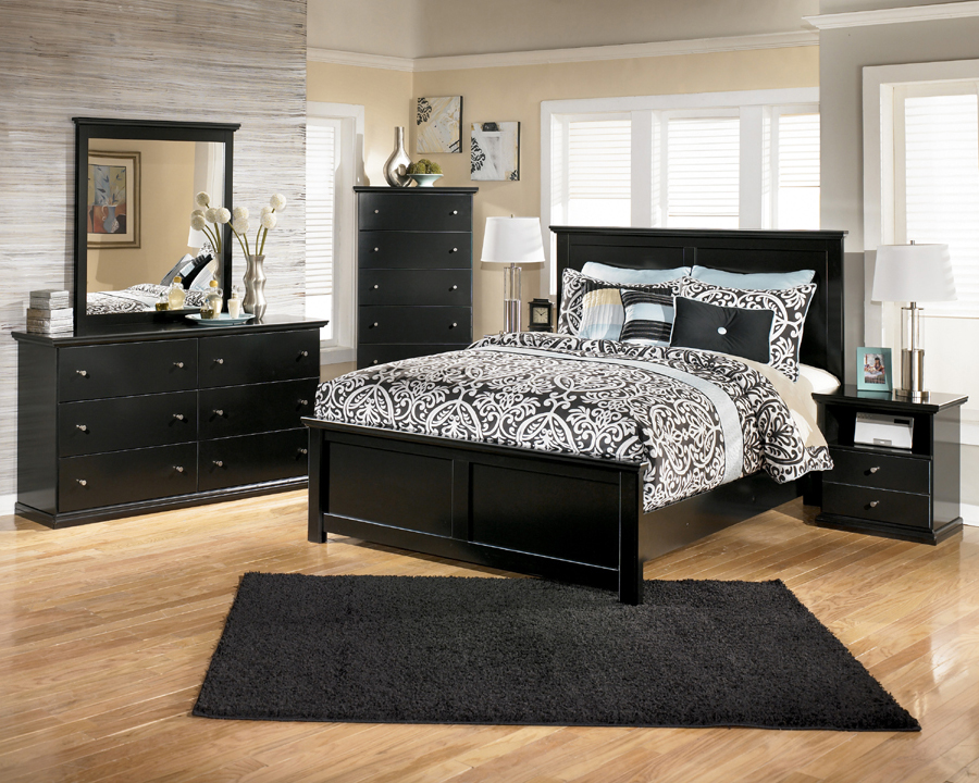 Maribel Collection B138 Ashely Bedroom Set