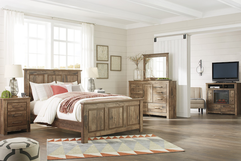 Ashley Blaneville Collection B224 Bedroom Set