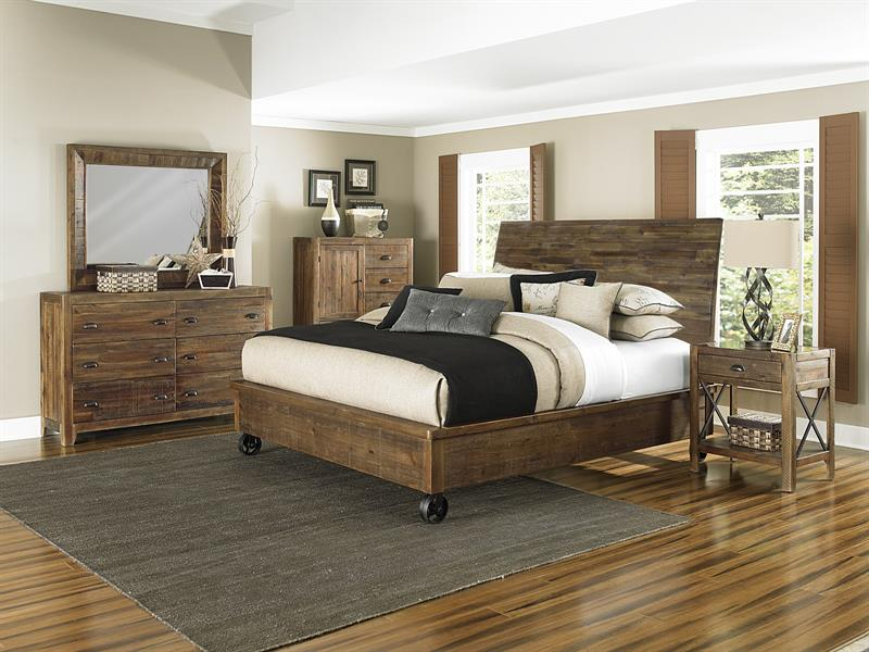 River Road Magnussen Collection B2375 Bedroom Set