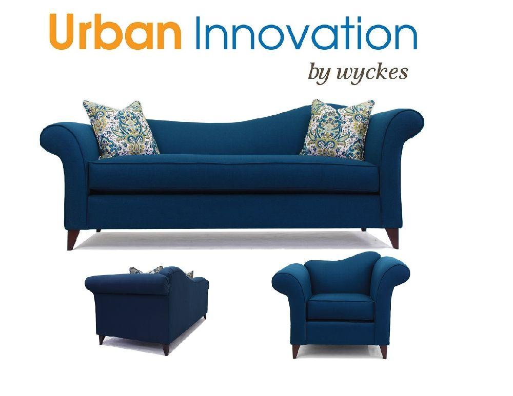 Cassandra Custom Sofa By Urban Innovation