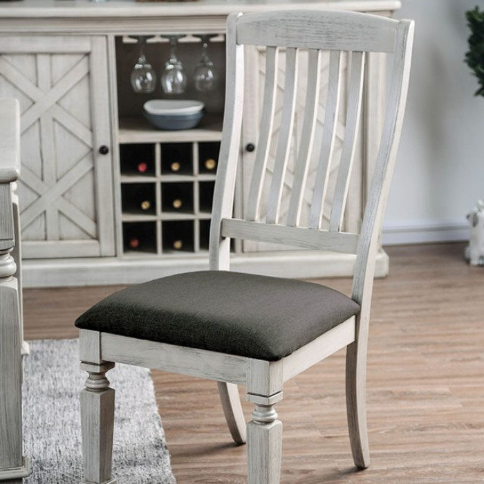 Outstanding Georgia By Furniture Of America Cm3089Sc Chair Set Of 2 Machost Co Dining Chair Design Ideas Machostcouk