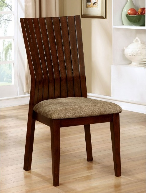 Montreal i by furniture of america cm sc dining chairs