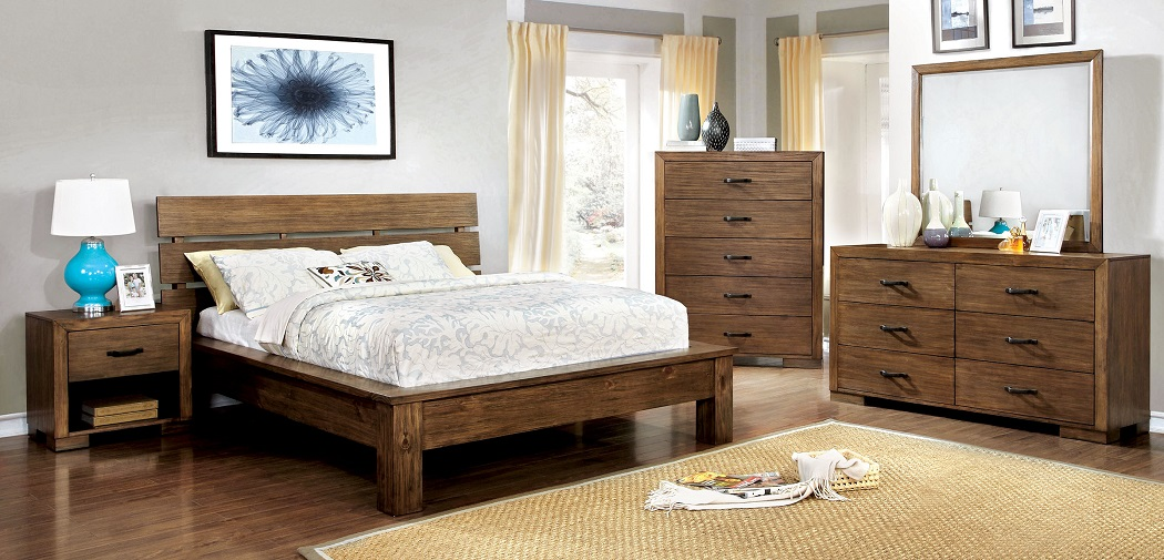 Roraima Collection Cm7251 Bedroom Set