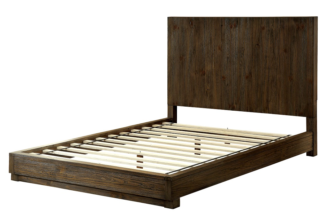 amarante collection cm7624 california king bed frame