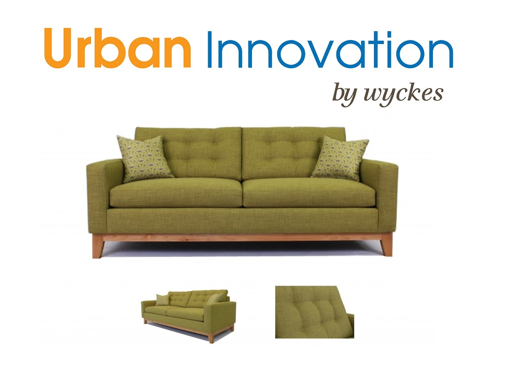 Beau Julian Custom Sofa By Urban Innovation