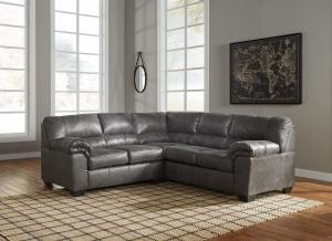 Bladen Sofa Sectiona 12001 55 By Ashley Furniture Gray