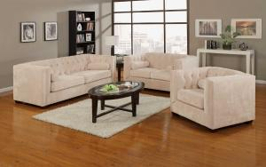 Alexis Collection 504391 Sofa Amp Loveseat Set
