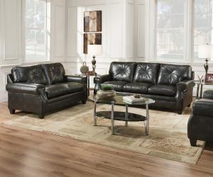 United Simmons 8065 Lucky Marble Key Arm Sofa Set San