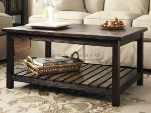 Testler Collection Coffee Table With Matching Accents