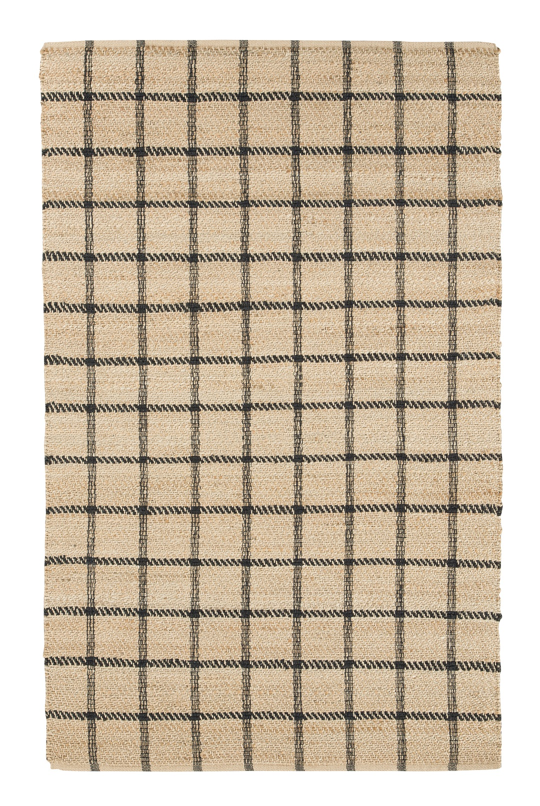 Augora Hills R400791 Large Rug Checkered Pattern Woven