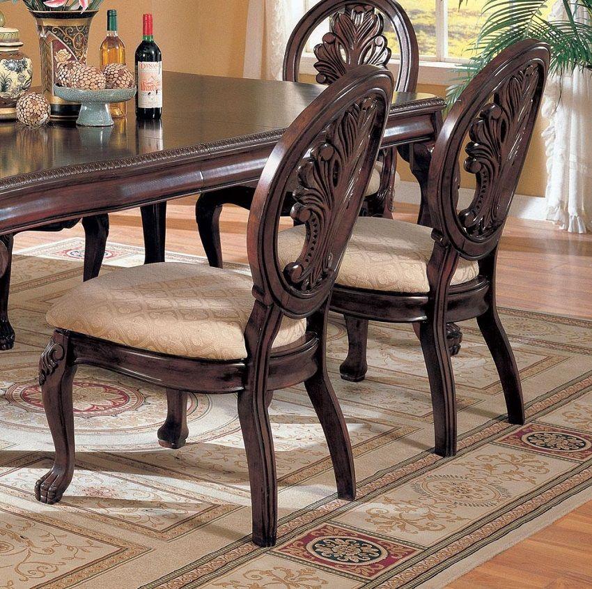 Formal Dining Table Set: Glass Top Formal Dining Set Cerritos, Glass Top Formal