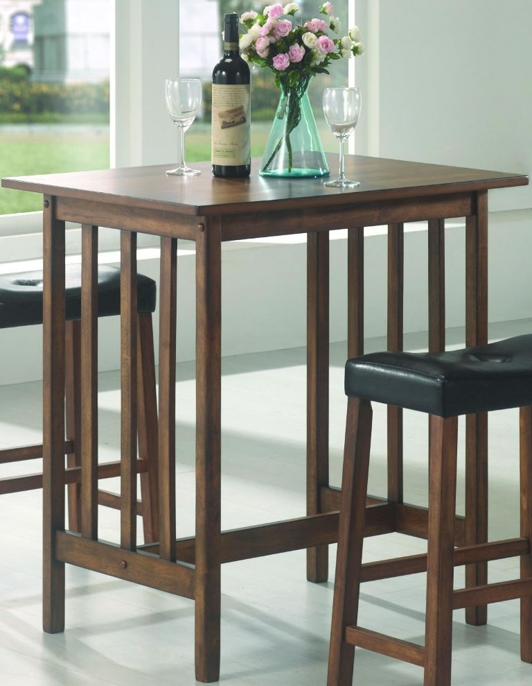 Albert collection 130004 casual dining table set for Casual dining table set