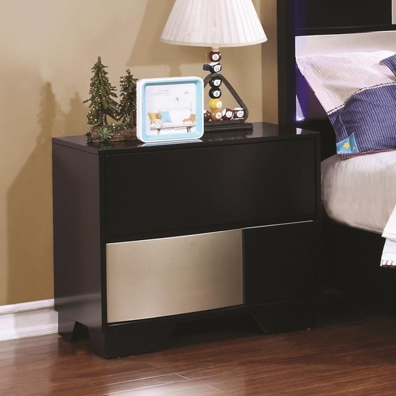 Havering Collection 204781 Modern Contemporary Bedroom Set