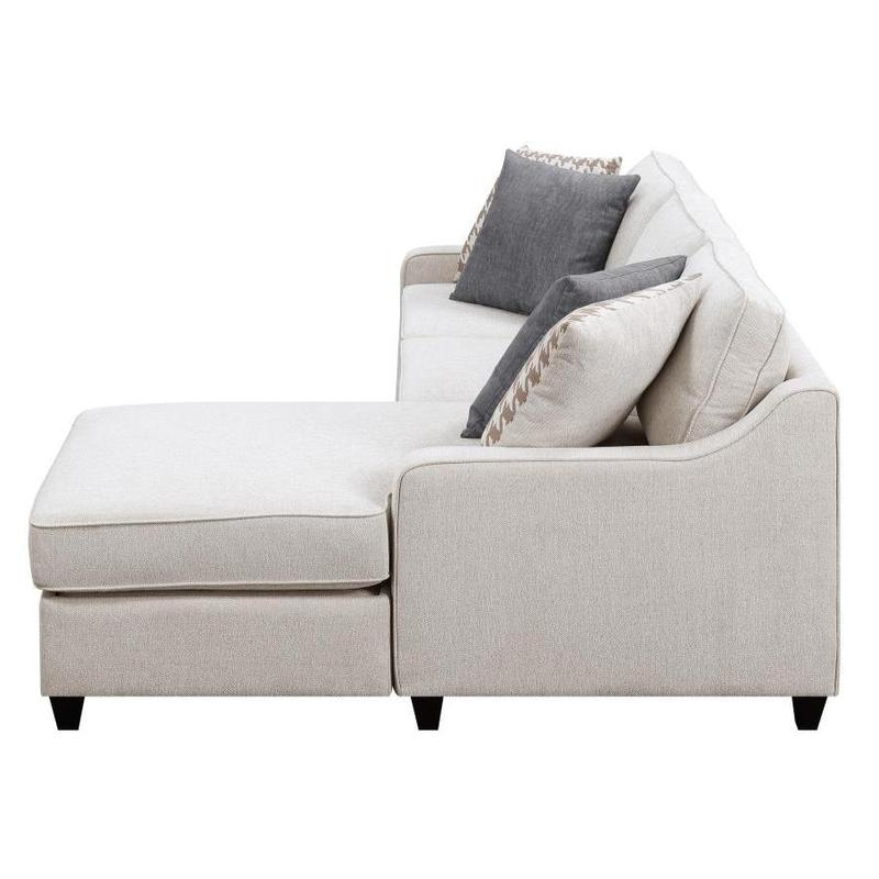 Scott Living Montgomery 501170 Reversible Sectional Chaise