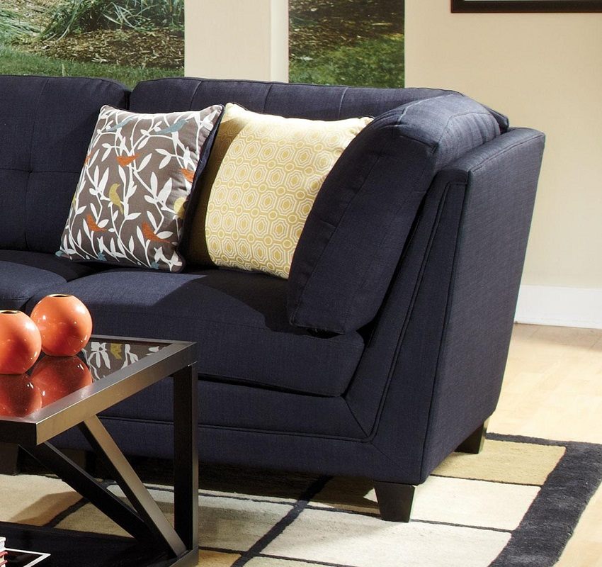 keaton collection modular sectional sofa