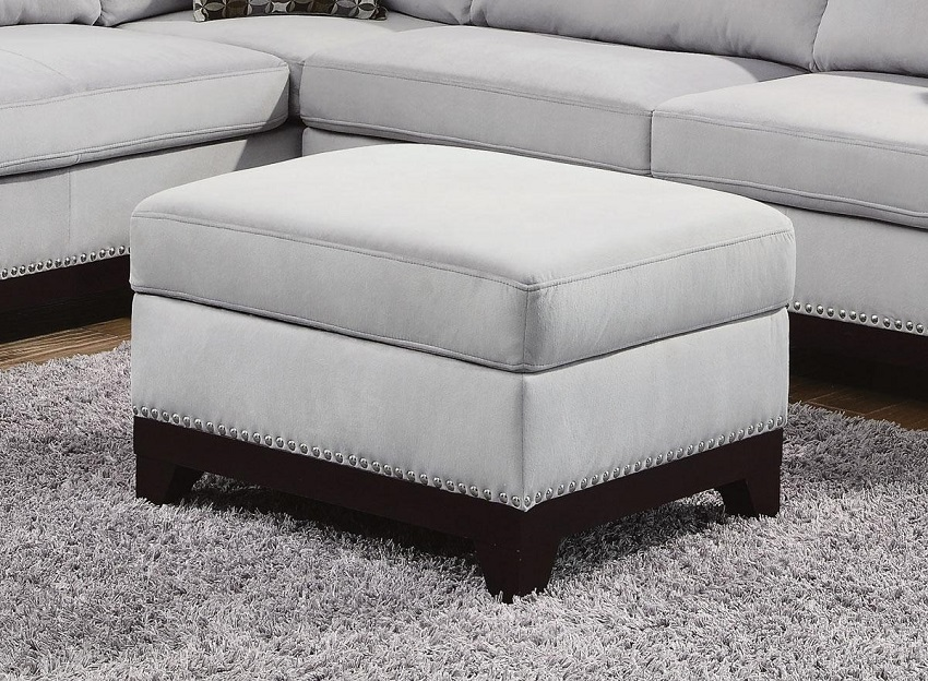 Contemporary Sectional Orange County Sectional With