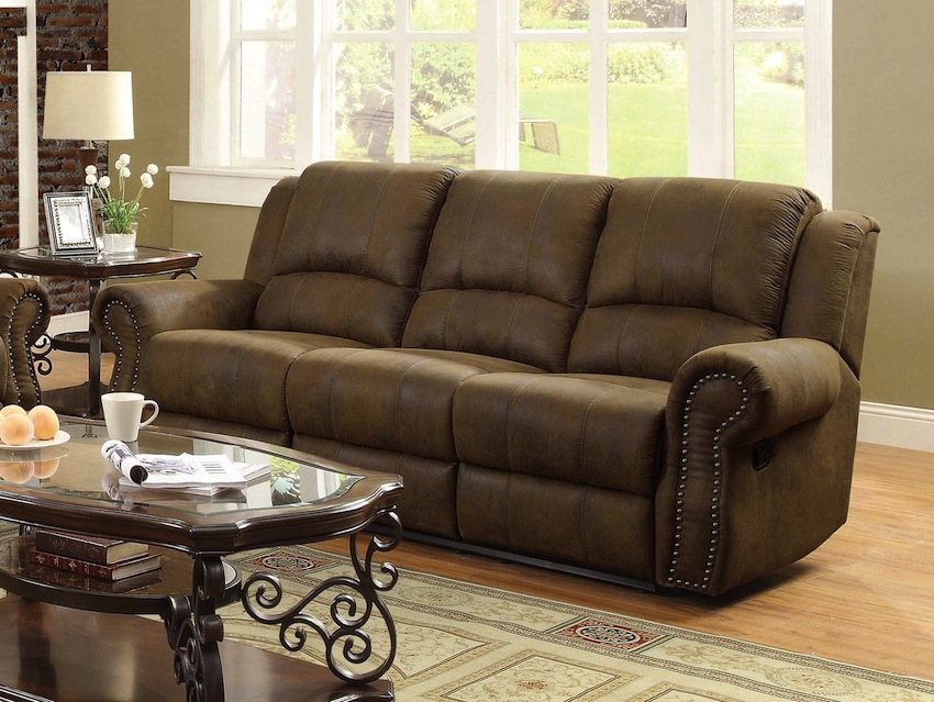 Rawlinson Collection 650151 Reclining Sofa Amp Loveseat Set