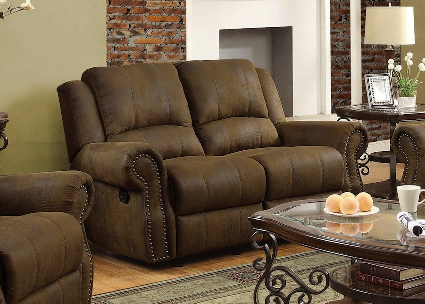 Rawlinson Collection 650151 Reclining Sofa Loveseat Set