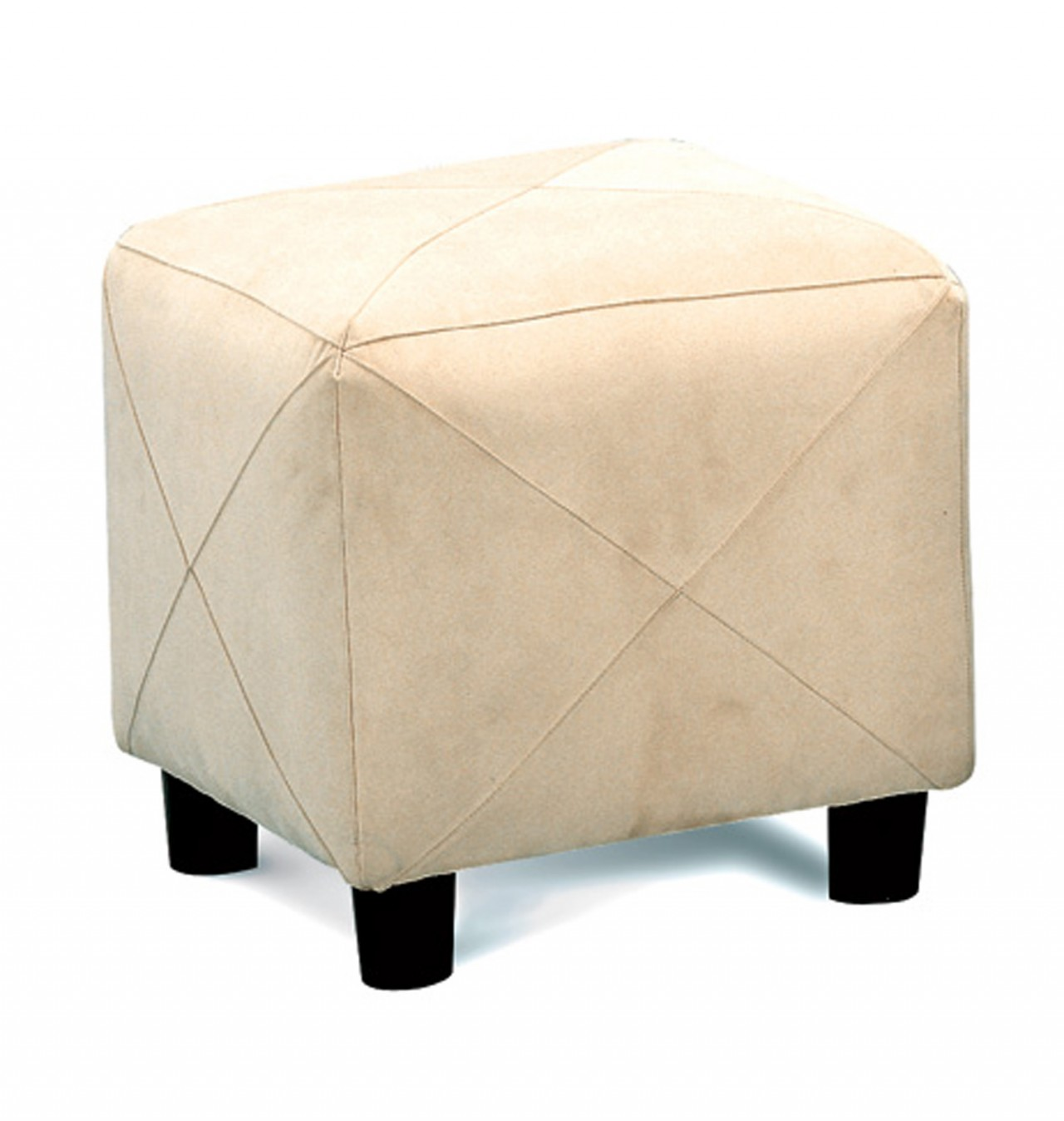 Cubes Collection 700026 Coffee Table Set With Ottomans