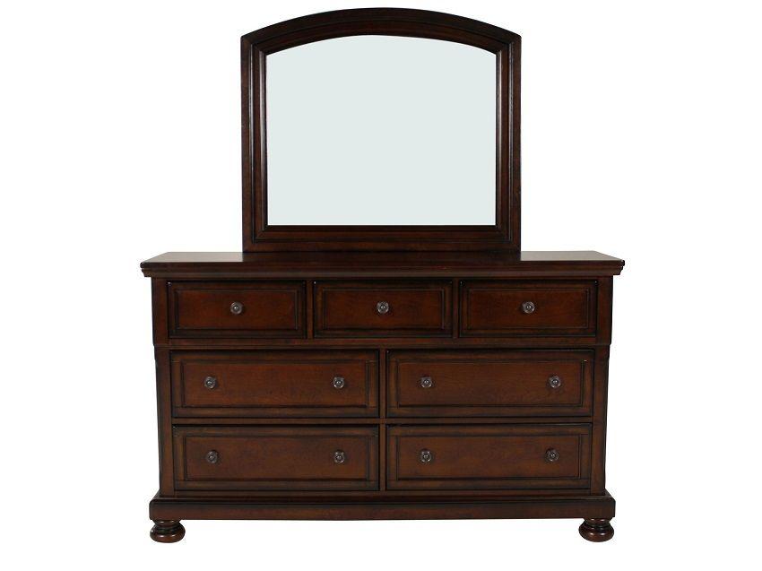 Porter Collection B697-57 Traditional Storage Bedroom Set