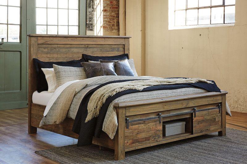 Ashley Bedroom Sets. Ashley  Sommerford B775 Storage Panel Bedroom Set Collection