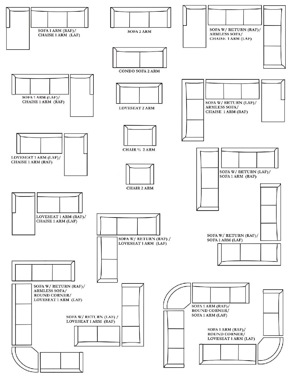 Customizable Sofas Orange County Urban Innovations