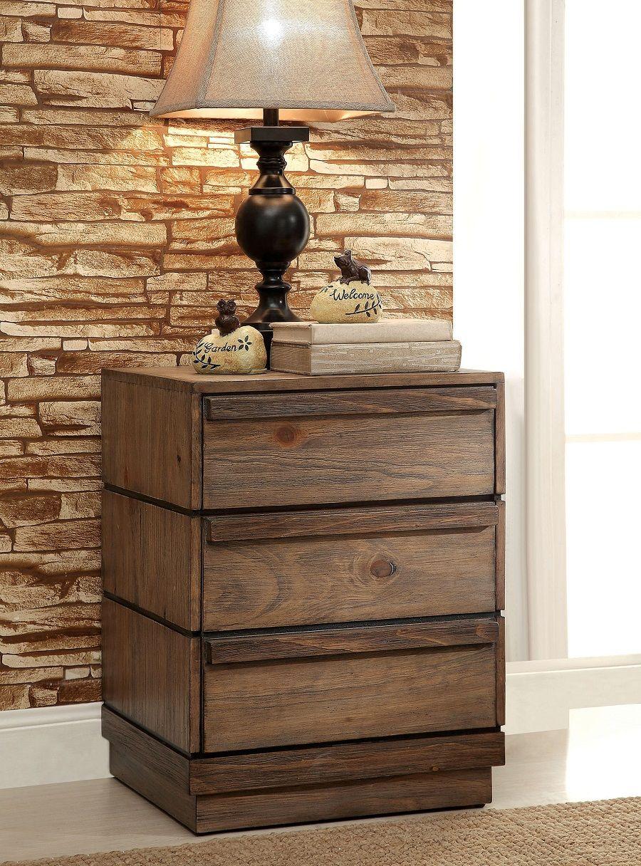 Amarante Collection Cm7624 Furniture Of America Bedroom Set