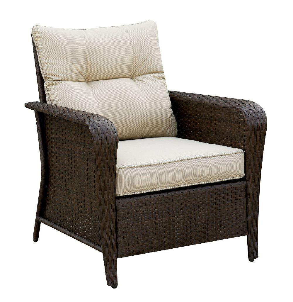 OS1831 Brown 4 pc outdoor patio sofa set san go los angeles